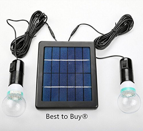 Best To Buy 5w Solar Panel Diy Lighting Kit Solar Home