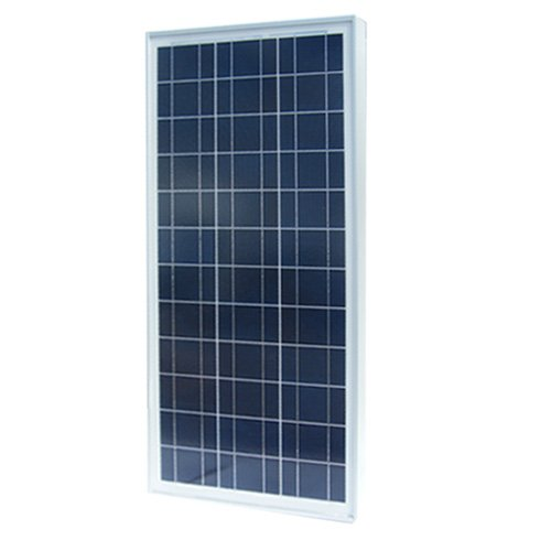 Solar Panel 100 Watt 12 Volt Polycrystalline With 3 Ft Mc4