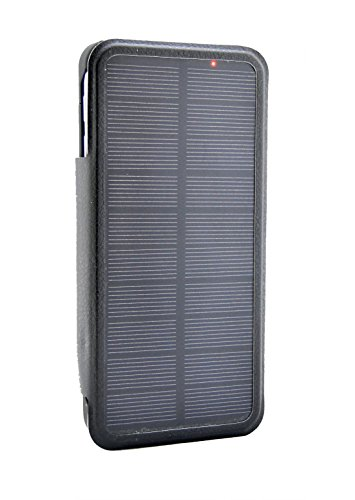Samsung Galaxy S6 Solar Charger Battery Case 4200mah