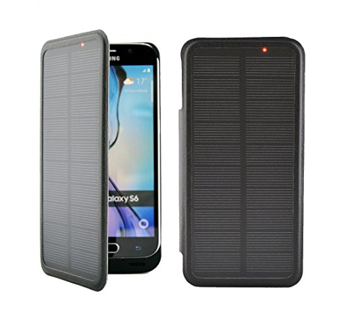 Samsung Galaxy S6 Solar Charger Battery Case 4200mAh   Galaxy S6 ... 90c53afef345