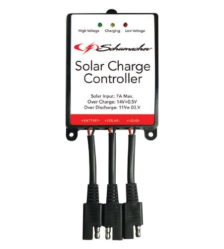 Schumacher Sp 1500 15w Solar Battery Charger Maintainer