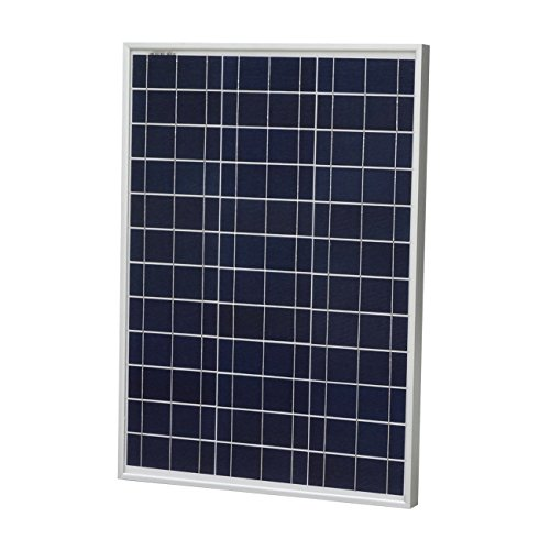 Eco Worthy 12 Volt 50 Watt Solar Panel Kits 1pc 50w