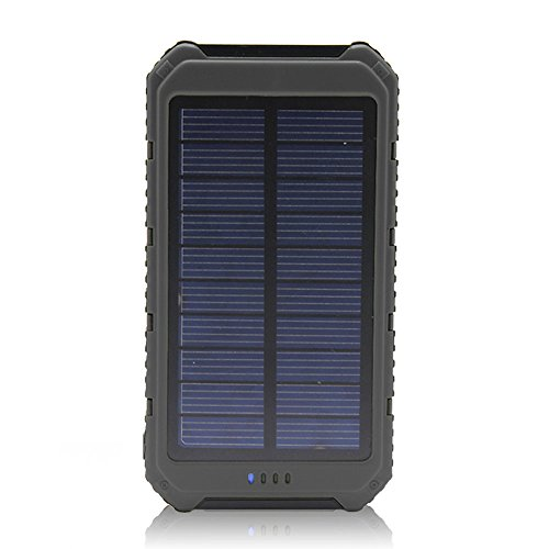 Solar Charger Battery Matone Portable 10000mah Solar