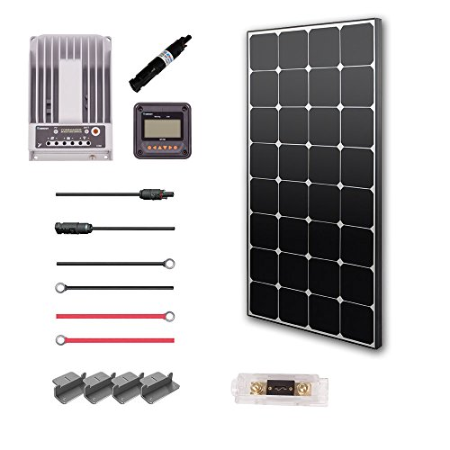 Renogy Eclipse Solar Premium Kit Top Solar Panel