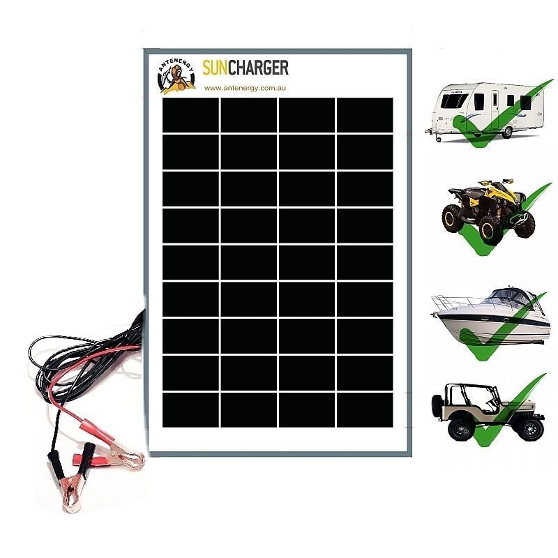 Trickle Car Battery Charger Best Solar Marine Battery
